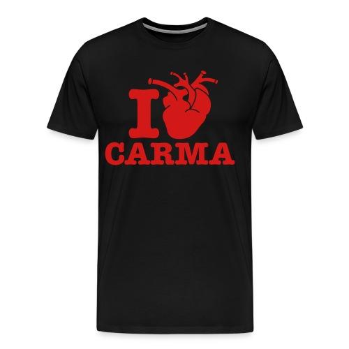 I Heart Carma - Men's Premium T-Shirt