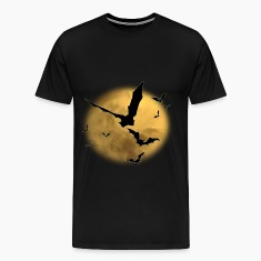 Bats in the Evening T-Shirts