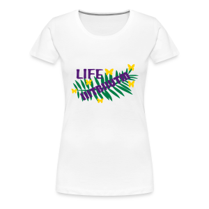 If it is to be it is up to me - Women's Premium T-Shirt