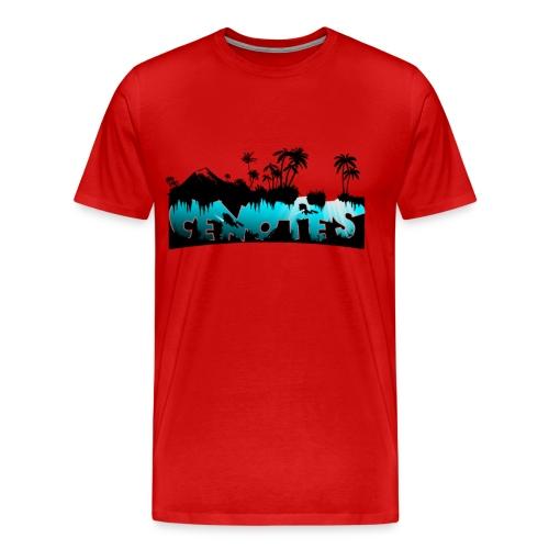 Cenotesxxxxl - Men's Premium T-Shirt