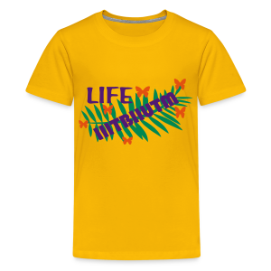 If it is to be it is up to me - Kids' Premium T-Shirt