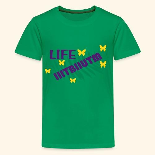 If it is to be it is up to me - Kids' Premium T-Shirt