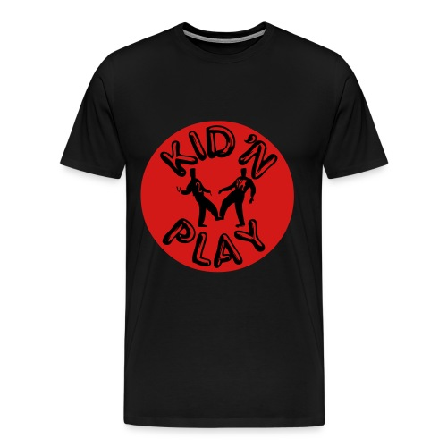 Kid & Play T-Shirt - Men's Premium T-Shirt