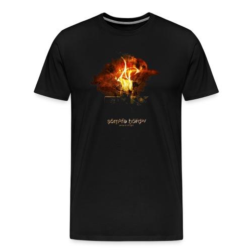 An Hour of Light - Men's Premium T-Shirt