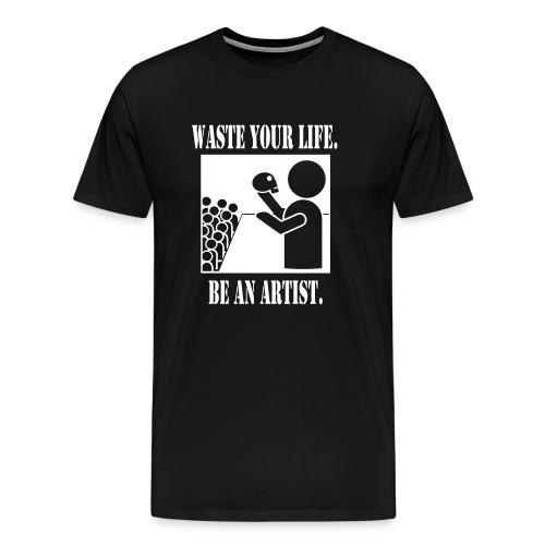 Actor Tee - Men's Premium T-Shirt