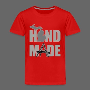 Hand Made - Toddler Premium T-Shirt
