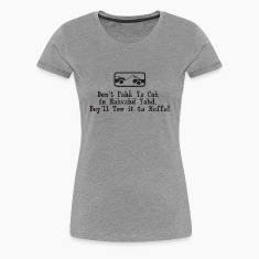 Park the Car In Harvard Yard Boston  Women's T-Shirts