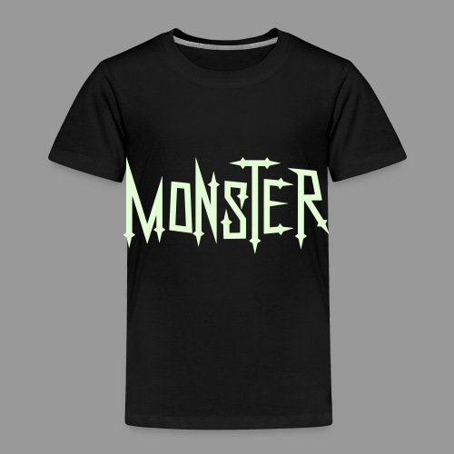 Monster - Toddler Premium T-Shirt