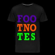 T-Shirts ~ Men's Premium T-Shirt ~ Original Foo Tno Tes T-shirt - Men's