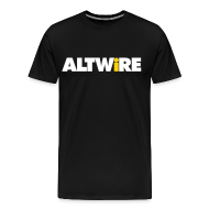 T-Shirts ~ Men's Premium T-Shirt ~ AltWire Men's 3XL & 4XL Shirt