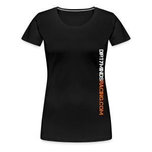 Mud is the New Black (women) - Women's Premium T-Shirt
