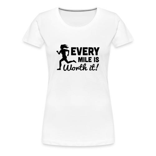 Smash 1 - Women's Premium T-Shirt