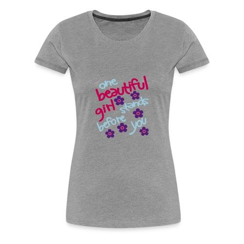 Smash 3 - Women's Premium T-Shirt