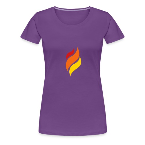 flame - Women's Premium T-Shirt