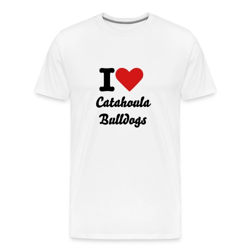 I Love CB Tee - Men's Premium T-Shirt
