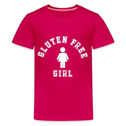 Gluten Free Girl - Kids' Premium T-Shirt