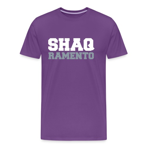 Shaqramento Dos - Men's Premium T-Shirt