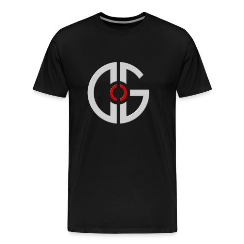 Plus Shirt White - Men's Premium T-Shirt