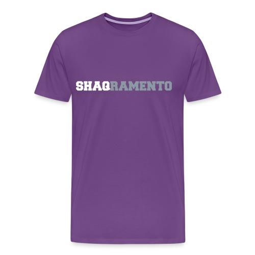 Shaqramento - Men's Premium T-Shirt