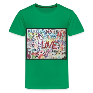 LOVE - Kids - Kids' Premium T-Shirt