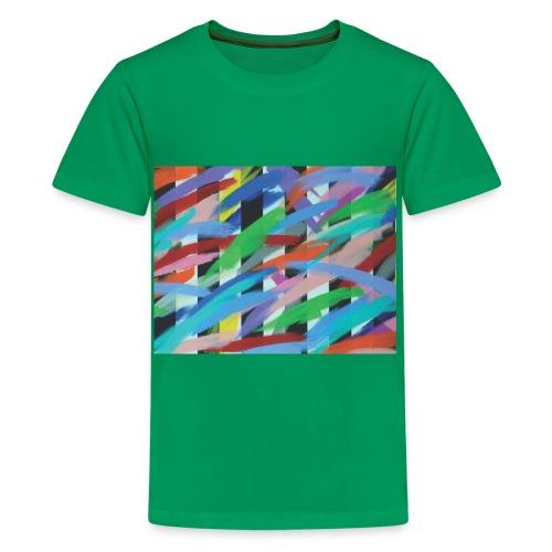 Tight Pants - Kids - Kids' Premium T-Shirt