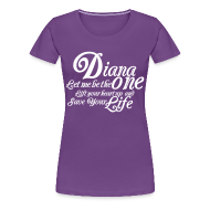 Women's T-Shirts ~ Women's Premium T-Shirt ~ LIFT YOUR HEART