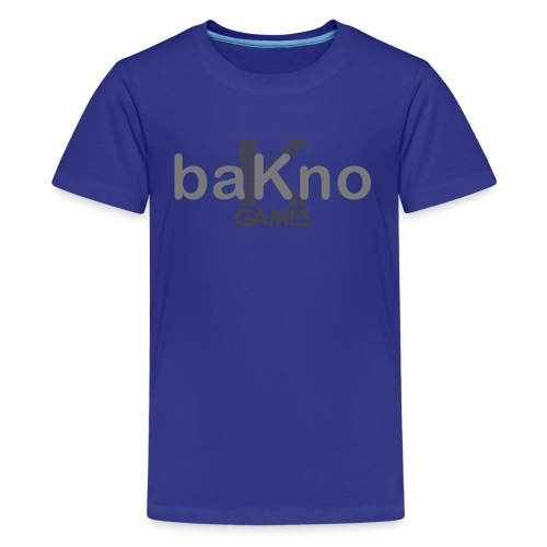 baKno logo t-shirt for kids - Kids' Premium T-Shirt