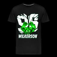 T-Shirts ~ Men's Premium T-Shirt ~ Wilkerson Mens 3x-4x T Shirt