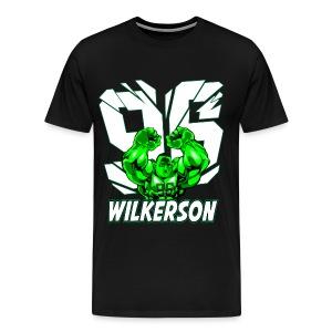 Wilkerson Mens 3x-4x T Shirt  - Men's Premium T-Shirt