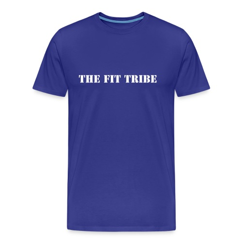 Official Team Fit Tribe Male T-shirt - Men's Premium T-Shirt
