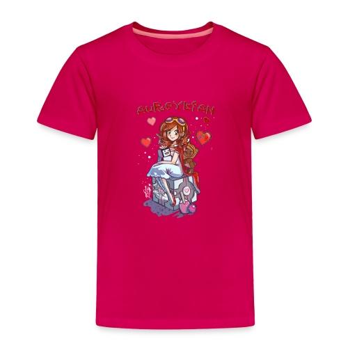 Toddler's T-Shirt (FTB/Forgecraft) - Toddler Premium T-Shirt