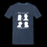 T-Shirts ~ Men's Premium T-Shirt ~ Mystery Men Tee Mens Style #3