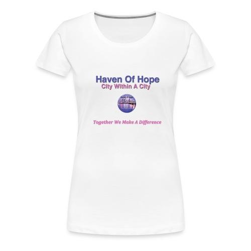 HOHCWC-013 - Women's Premium T-Shirt