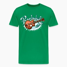 rockabilly logo T-Shirts