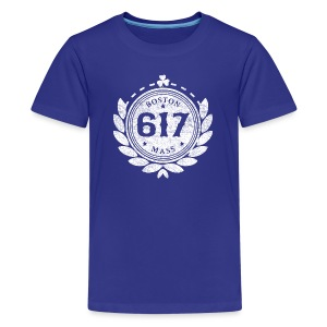 617 People - Kids' Premium T-Shirt