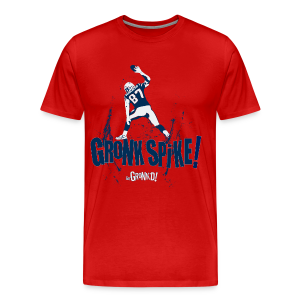 Gronk Spike - Men's Premium T-Shirt