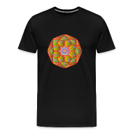 T-Shirts ~ Men's Premium T-Shirt ~ Mandala