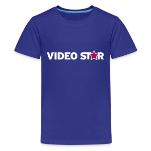 Video Star Kids Logo Tee - Kids' Premium T-Shirt