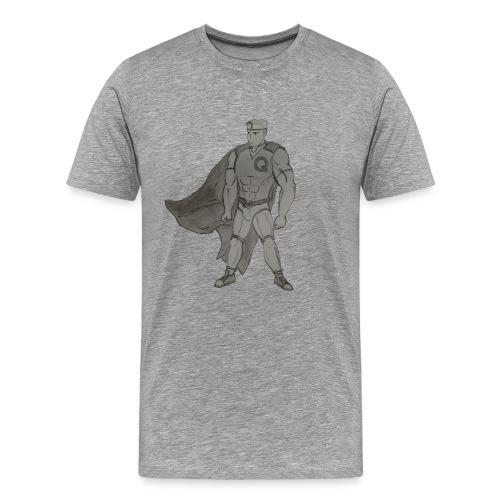 Funnie Comics B&W - Men's Premium T-Shirt