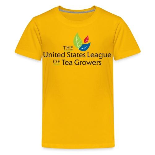 Kid's Tea Shirt - Kids' Premium T-Shirt