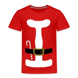 I LOVE SANTA CLAUS - Toddler T-Shirt - Toddler Premium T-Shirt