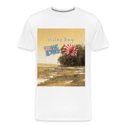 milnebay hvy - Men's Premium T-Shirt