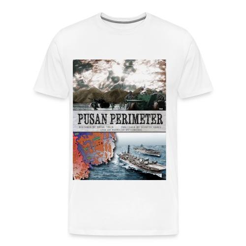pusan hvy - Men's Premium T-Shirt