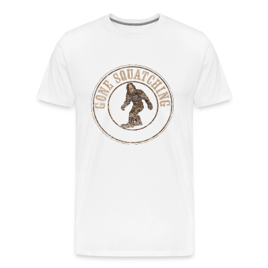 Gone Squatching T-Shirts