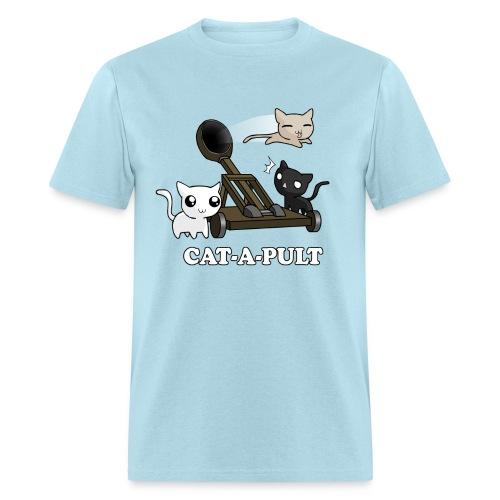 Cat-a-Pult - Men's T-Shirt