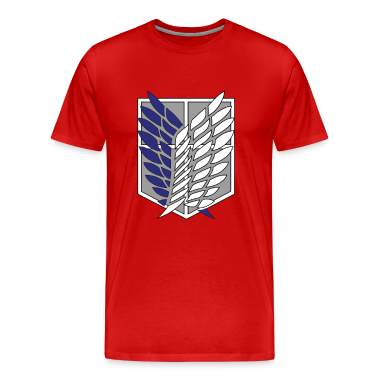 Scouting Legion- Recon Corps- Attack on Titan T-Shirts