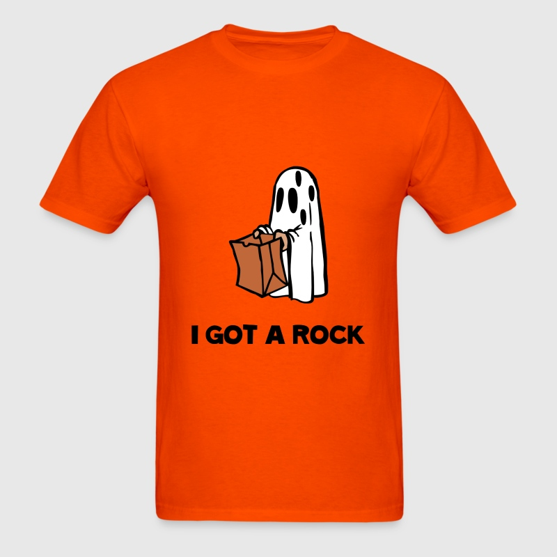 I Got A Rock - Men's T-Shirt