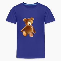 Teddy Bear, Kids' Shirts