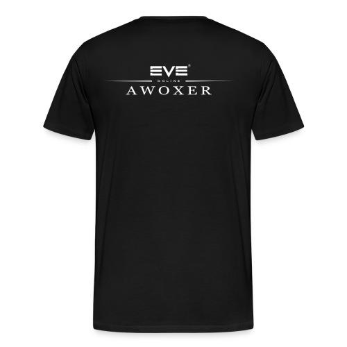 Keep Calm and Shoot Blues - Men's Premium T-Shirt