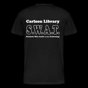 Men's Premium T CUP SWAT - Men's Premium T-Shirt